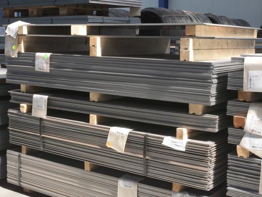 ARMCO® Pure Iron / ARMCO® Telar 57   AK Steel Intl